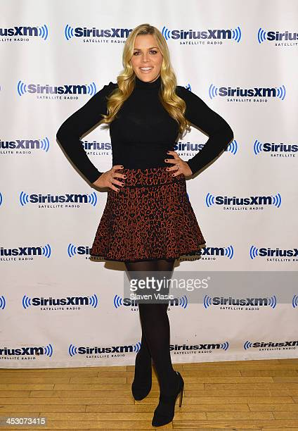 Actress Busy Philipps visits SiriusXM Studios on December 2 2013 in New York City