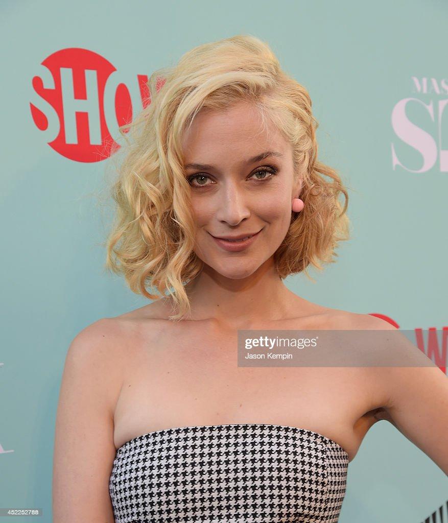 Showtime's 'Masters Of Sex' Season 2 - 2014 Summer TCA Press Tour Event - Red Carpet : News Photo