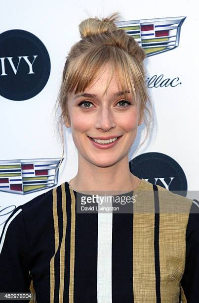 Actress Caitlin Fitzgerald attends the 2nd Annual Ivy Innovator Film Awards at Smogshoppe on August 4 2015 in Los Angeles California