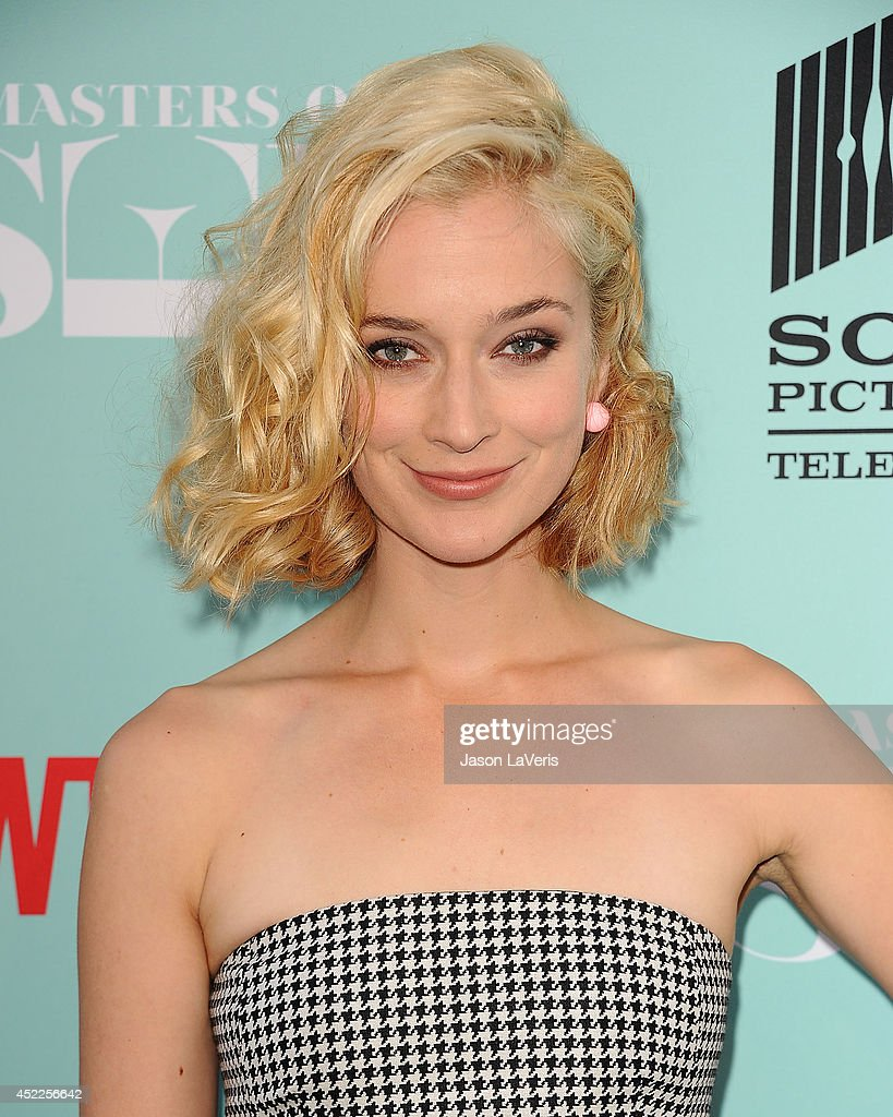 Actress Caitlin Fitzgerald attends the 'Masters Of Sex' TCA event at Sony Pictures Studios on July 16, 2014 in Culver City, California.