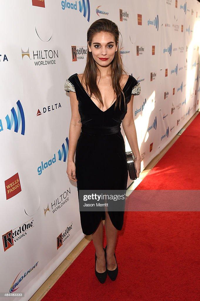 25th Annual GLAAD Media Awards - Red Carpet : News Photo