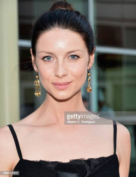 Actress Caitriona Balfe attends a special screening of Summit Entertainment's Now You See Me at the ArcLight Theaters Hollywood on May 23 2013 in...