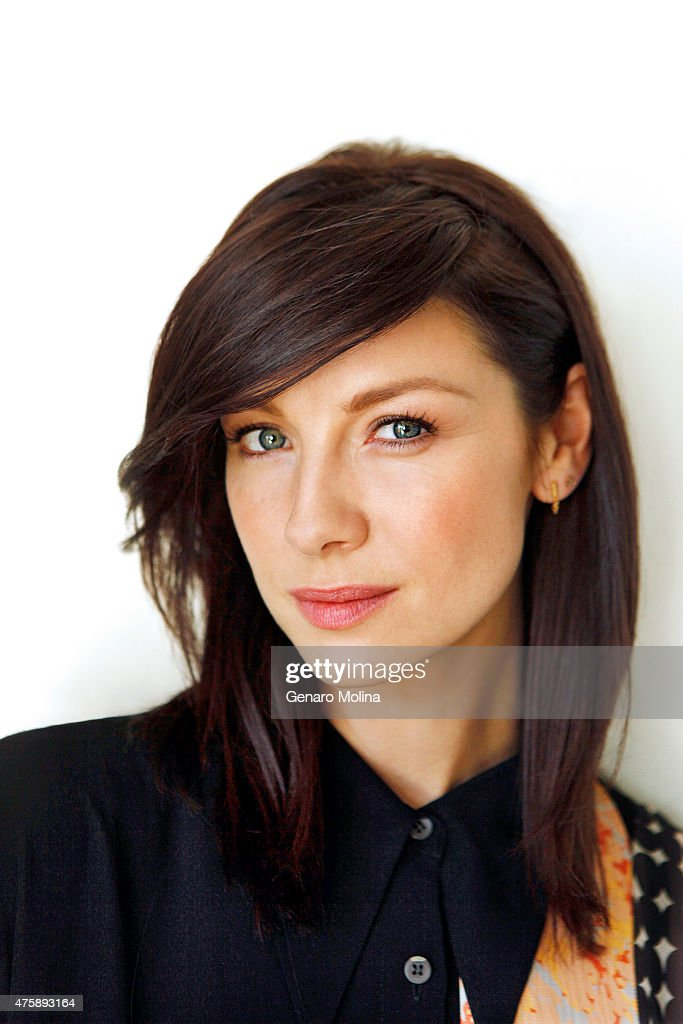 Caitriona Balfe, Los Angeles Times, May 29, 2015
