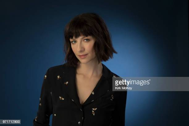 Actress Caitriona Balfe is photographed for Los Angeles Times on March 19 2018 in Los Angeles California PUBLISHED IMAGE CREDIT MUST READ Kirk...