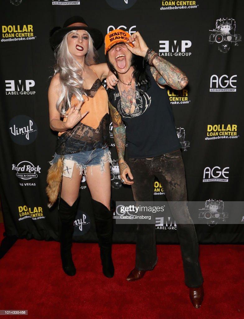 CO-OP Las Vegas CD Release Party : News Photo