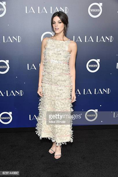 Actress Callie Hernandez attends the premiere of Lionsgate's La La Land at Mann Village Theatre on December 6 2016 in Westwood California