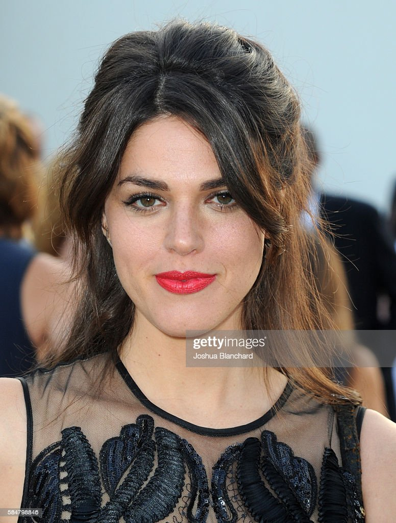 Actress Callie Hernandez of 'Graves' attends the EPIX TCA presentation at The Beverly Hilton Hotel on July 30, 2016 in Beverly Hills, California.