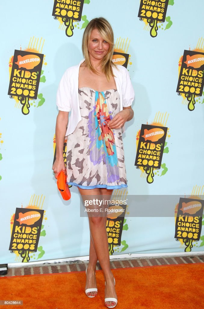 Nickelodeon's 2008 Kids' Choice Awards - Arrivals : News Photo