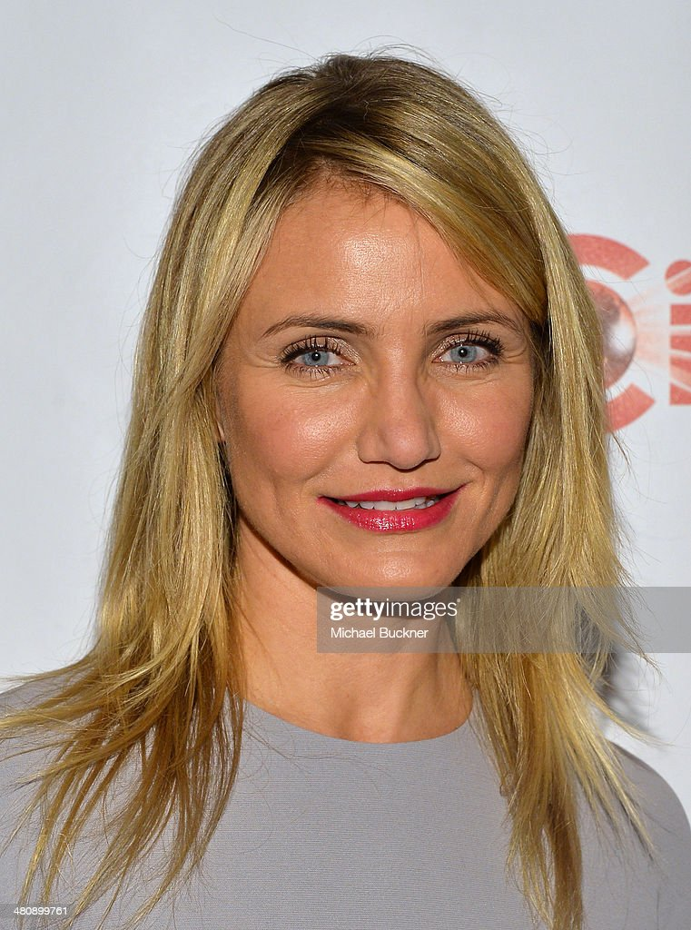 Actress Cameron Diaz attends 20th Century Fox's Special Presentation Highlighting Its Future Release Schedule during CinemaCon, the official convention of the National Association of Theatre Owners, at The Colosseum at Caesars Palace on March 27, 2014 in Las Vegas, Nevada.