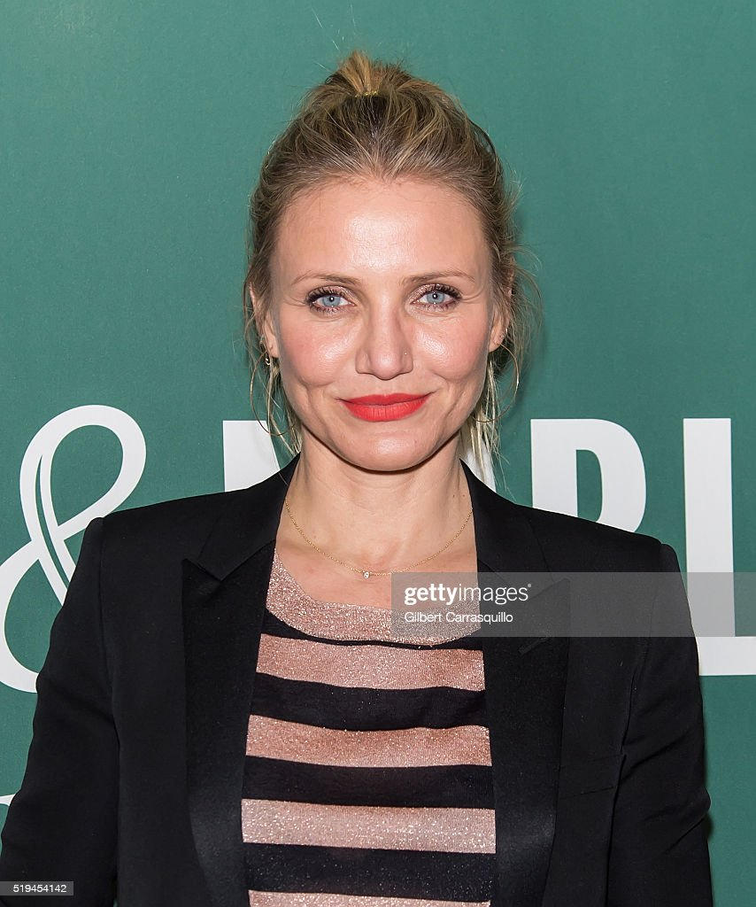 "Cameron Diaz Signs Copies Of Her New Book ""The Longevity Book: The Science of Aging, the Biology of Strength, and the Privilege of Time"""