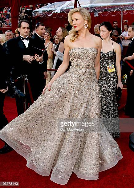 Actress Cameron Diaz attends the 82nd Annual Academy Awards held at the Kodak Theater on March 7 2010 in Hollywood California