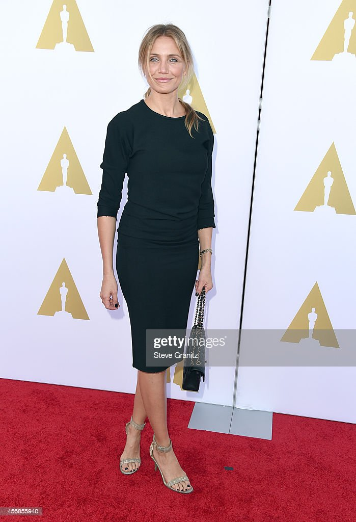 Actress Cameron Diaz attends the Academy Of Motion Picture Arts and Sciencesu0027 Hollywood Costume Luncheon  sc 1 st  Getty Images & The Academy Hosts Hollywood Costume Luncheon Photos and Images ...