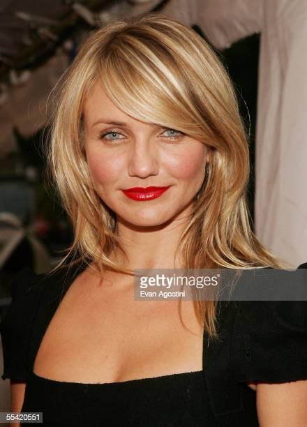 Actress Cameron Diaz attends the gala premiere of In Her Shoes at Roy Thomson Hall on September 14 2005 in Toronto Ontario Canada