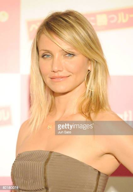 192 What Happens In Vegas Japan Premiere Photos And Premium High Res Pictures Getty Images