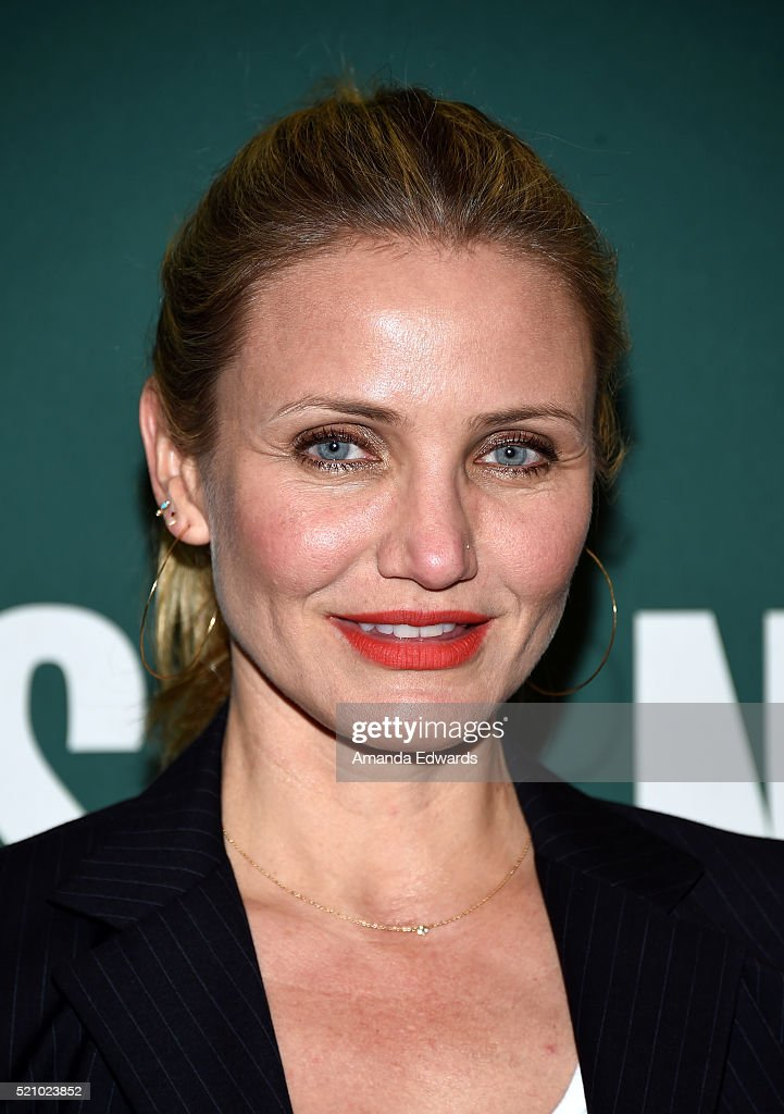 "Cameron Diaz Signs Her New Book ""The Longevity Book: The Science Of Aging, The Biology Of Strength And The Privilege Of Time"""