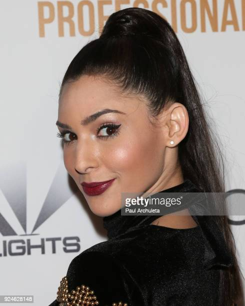 Actress Camila Banus attends the 'Gifting Your Spectrum' gala benefiting Autism Speaks on February 24 2018 in Hollywood California