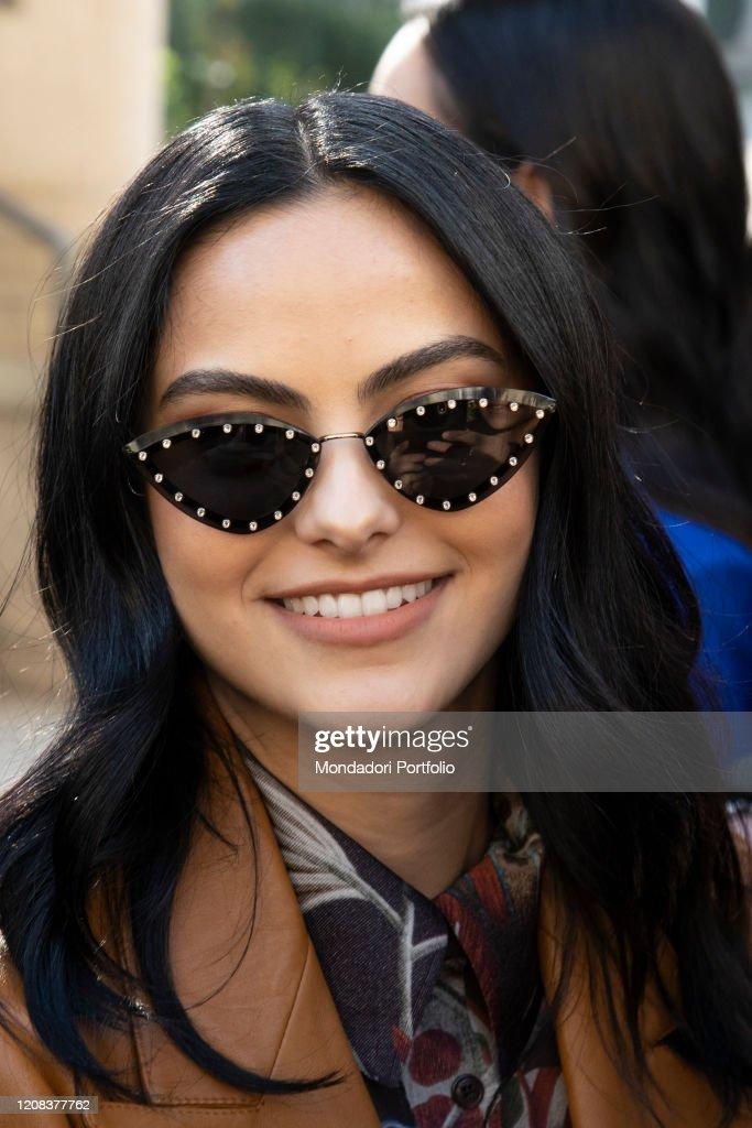 Actress Camila Mendes At Milan Fashion Week Milan February 2020 News Photo Getty Images