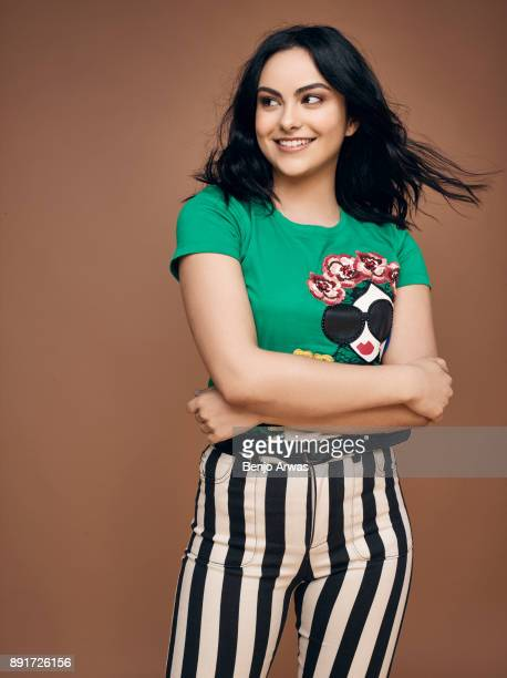 Actress Camila Mendes of The CW's 'Riverdale' is photographed for Seventeen Mexico on March 1 2017 in Los Angeles California