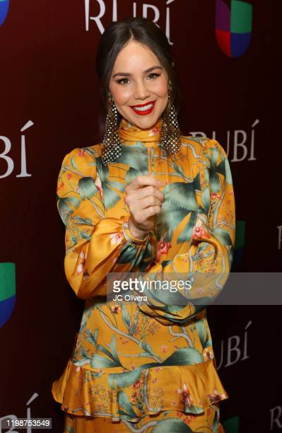 Actress Camila Sodi attends the premiere of Univision's Rubí at AMC Century City 15 on January 10 2020 in Century City California