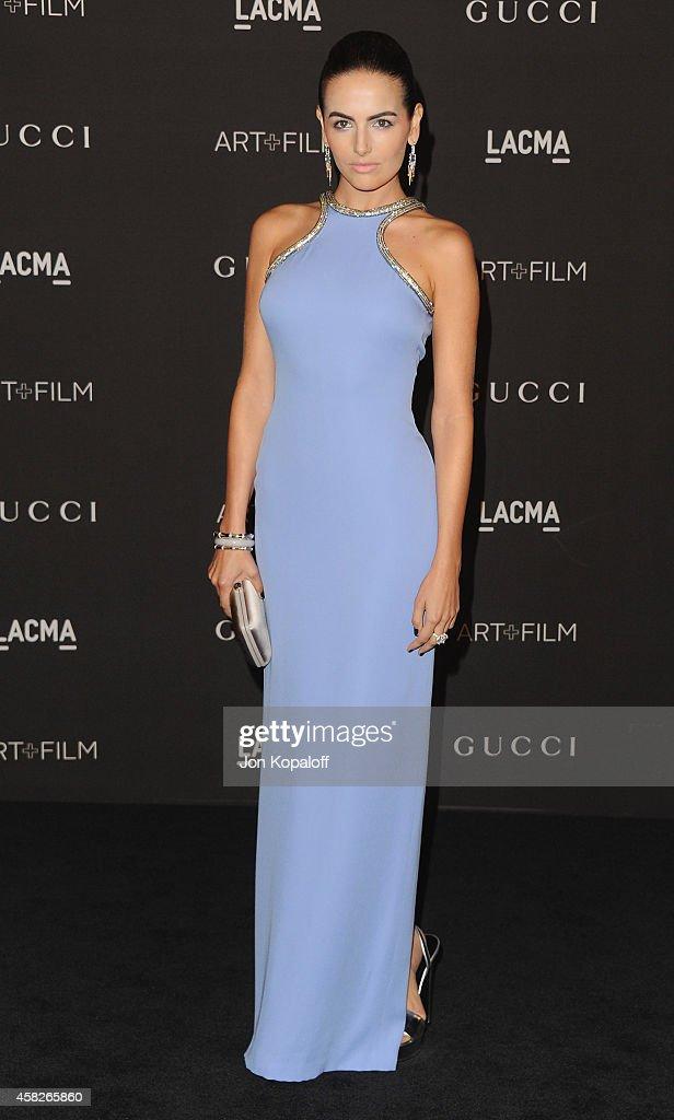 2014 LACMA Art + Film Gala Honoring Quentin Tarantino And Barbara Kruger : News Photo