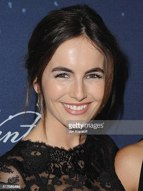 Actress Camilla Belle arrives at the 3rd Annual unite4humanity at Montage Hotel on February 25 2016 in Beverly Hills California