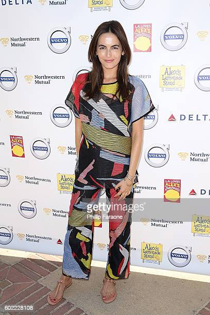Actress Camilla Belle attends 7th Annual LA Loves Alex's Lemonade at UCLA on September 10 2016 in Los Angeles California