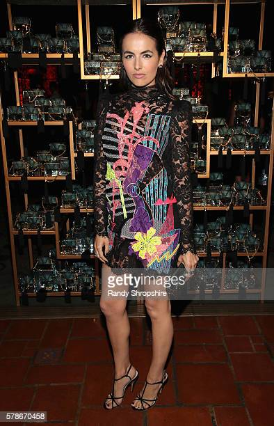 Actress Camilla Belle attends Marc Jacobs celebrates Divine Decadence on July 21 2016 in Los Angeles California