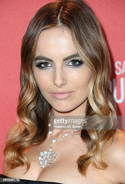 Actress Camilla Belle attends the Screen Actors Guild Foundation 30th Anniversary Celebration at the Wallis Annenberg Center for the Performing Arts...