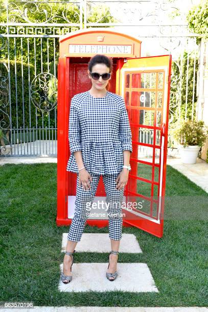 Actress Camilla Belle attends the Victoria Beckham for Target Launch Event on April 1 2017 in Los Angeles California