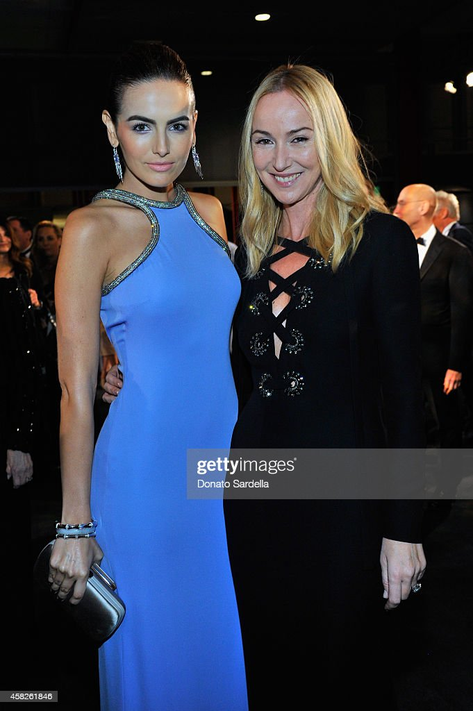 2014 LACMA Art + Film Gala Honoring Barbara Kruger And Quentin Tarantino Presented By Gucci - Inside : News Photo