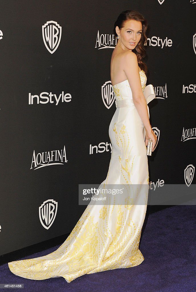 16th Annual Warner Bros. And InStyle Post-Golden Globe Party - Arrivals : News Photo