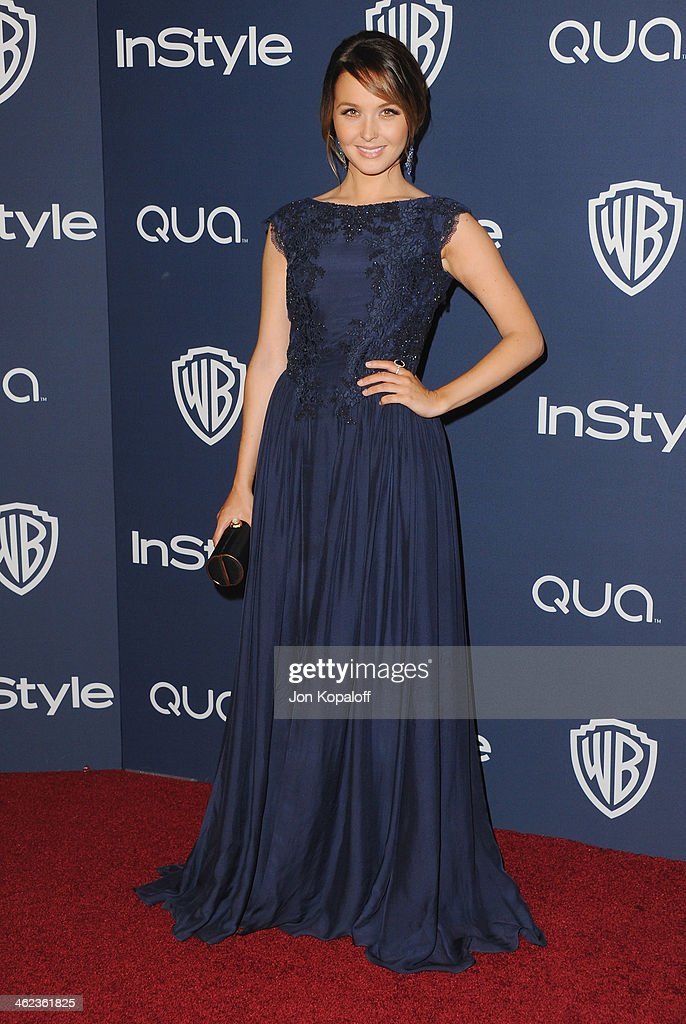 2014 InStyle And Warner Bros. 71st Annual Golden Globe Awards Post-Party : Fotografía de noticias