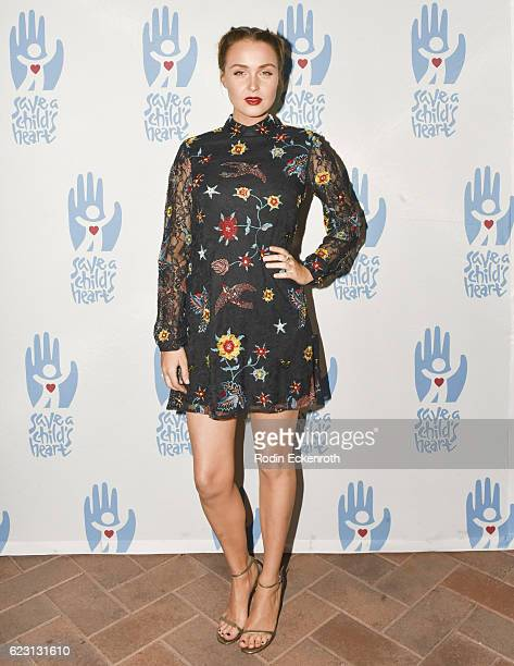 Actress Camilla Luddington arrives at the 3rd Annual Save A Child's Heart Gala at Sony Studios Commissary on November 13 2016 in Culver City...