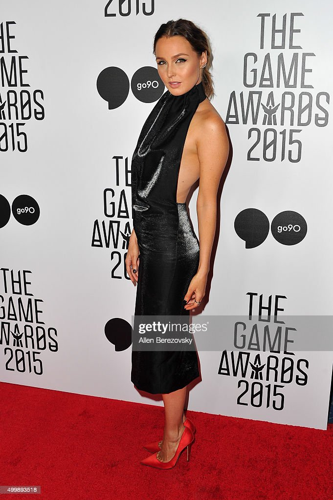 The Game Awards 2015 - Arrivals : News Photo