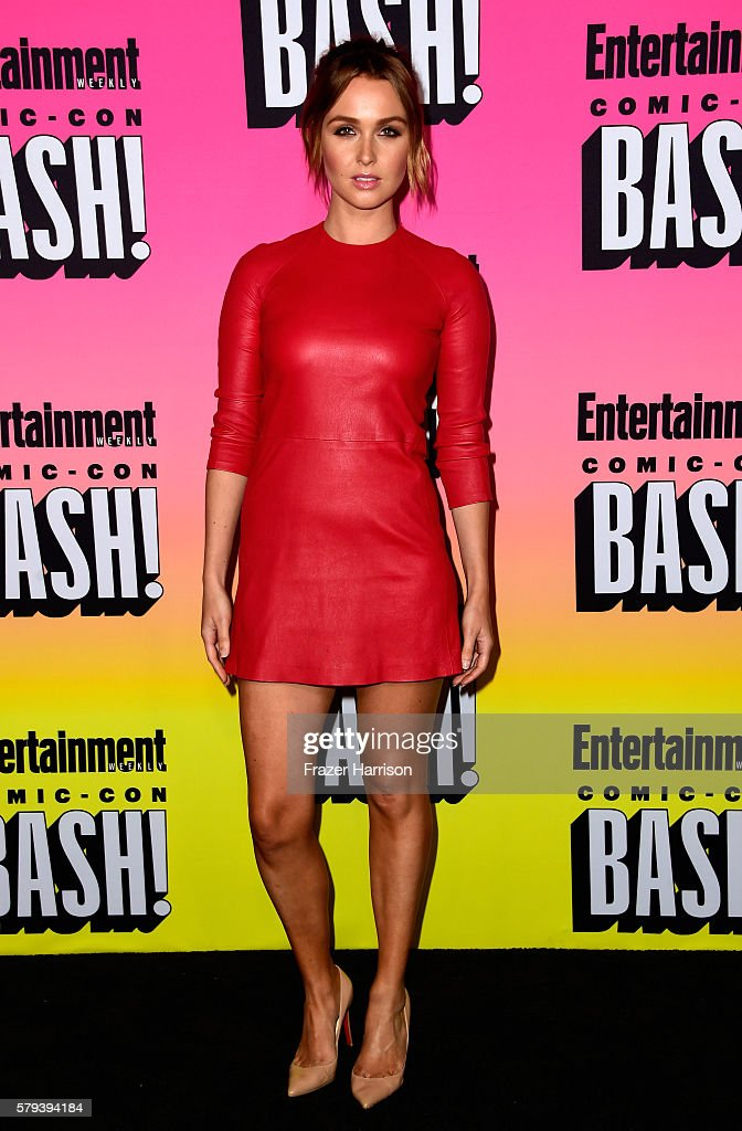 Entertainment Weekly Hosts Its Annual Comic-Con Party At FLOAT At The Hard Rock Hotel In San Diego In Celebration Of Comic-Con 2016 - Arrivals : News Photo