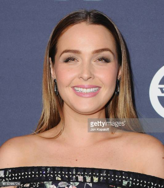 Actress Camilla Luddington attends the 2017 Baby2Baby Gala at 3LABS on November 11 2017 in Culver City California