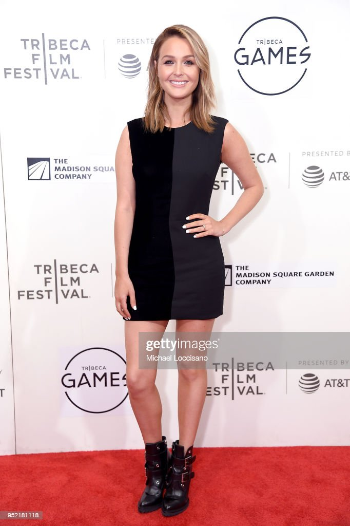 Tribeca Games: Shadow of the Tomb Raider - 2018 Tribeca Film Festival : News Photo