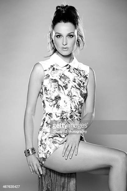 Actress Camilla Luddington is photographed for Self Assignment on July 1 2013 in Los Angeles California