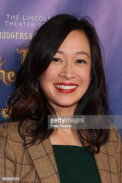 Actress Camille Chen attends Opening Night of The Lincoln Center Theater's Production of Rodgers and Hammerstein's The King and I at the Pantages...