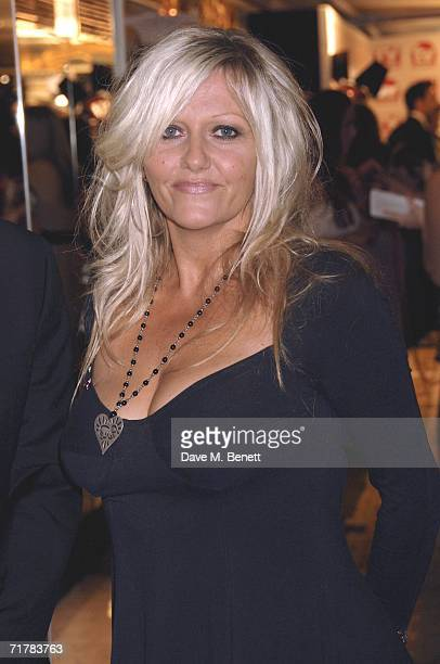 Actress Camille Coduri arrives at the TV Quick TV Choice Awards acknowledging the most popular TV programmes and stars in 16 categories at The...