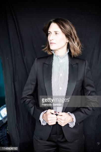 Actress Camille Cottin poses for a portrait on May 19 2019 in Cannes France