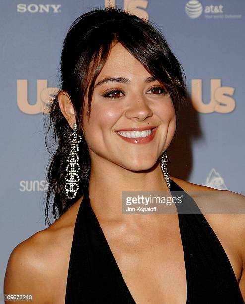 Actress Camille Guaty arrives at the Us Weekly's Hot Hollywood 2007 Arrivals at Opera on September 26 2007 in Hollywood California