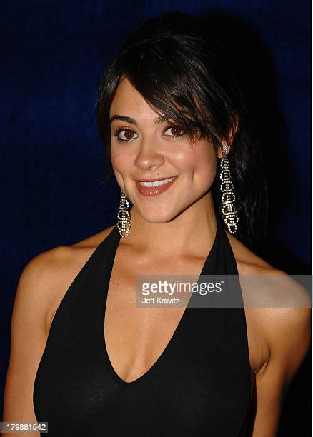 Actress Camille Guaty attends the Us Weekly 2007 Hot Hollywood party at Opera on September 26 2007 in Los Angeles California