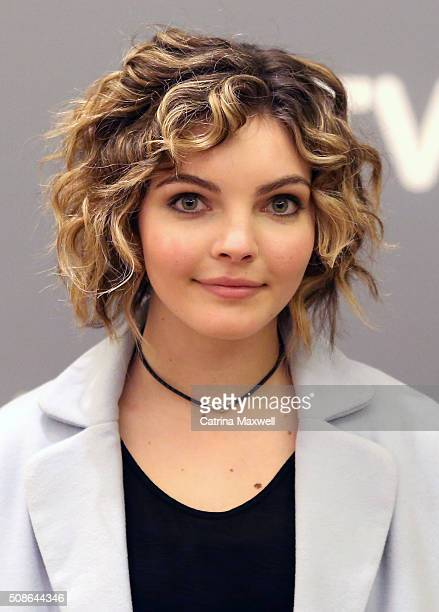 Actress Camren Bicondova attends Gotham event during aTVfest 2016 presented by SCAD on February 5 2016 in Atlanta Georgia