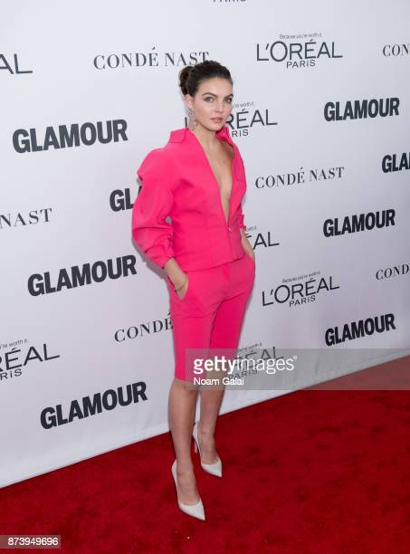 Actress Camren Bicondova attends the 2017 Glamour Women of The Year Awards at Kings Theatre on November 13 2017 in New York City