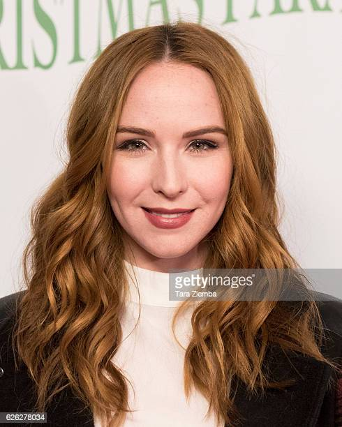 Actress Camryn Grimes arrives at the 85th Annual Hollywood Christmas Parade on November 27 2016 in Hollywood California