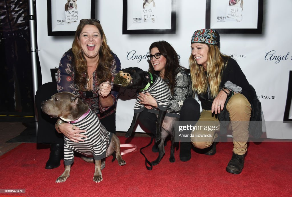 8th Annual Stand Up For Pits - Arrivals : News Photo