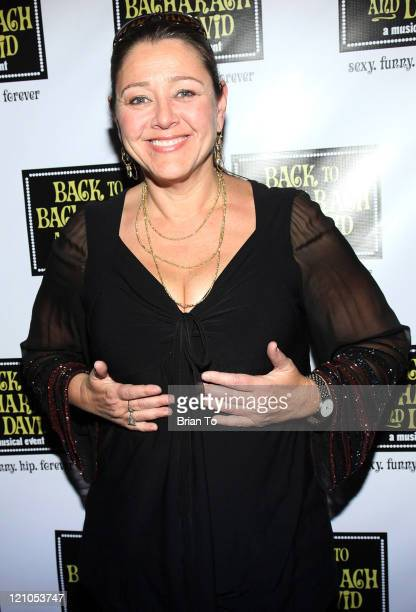 Actress Camryn Manheim arrives at Back to Bacharach and David Opening Night at The Music Box @ Fonda on April 19 2009 in Hollywood California