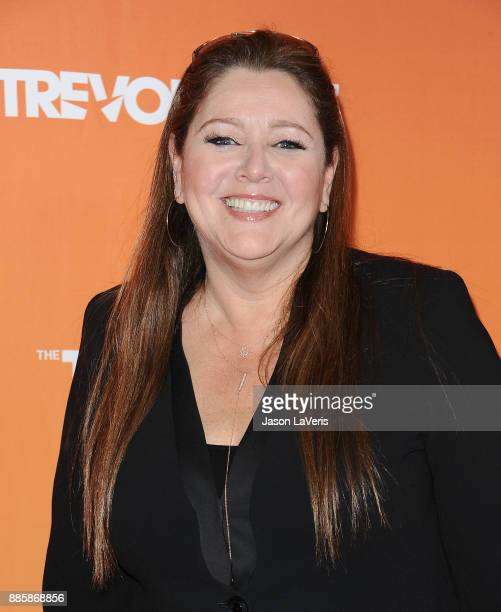 Actress Camryn Manheim attends The Trevor Project's 2017 TrevorLIVE LA at The Beverly Hilton Hotel on December 3 2017 in Beverly Hills California