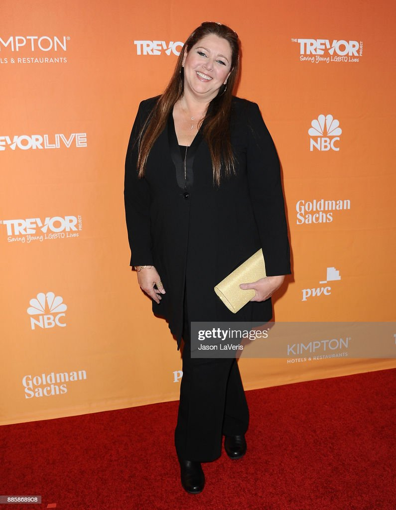 Actress Camryn Manheim attends The Trevor Project's 2017 TrevorLIVE LA at The Beverly Hilton Hotel on December 3, 2017 in Beverly Hills, California.
